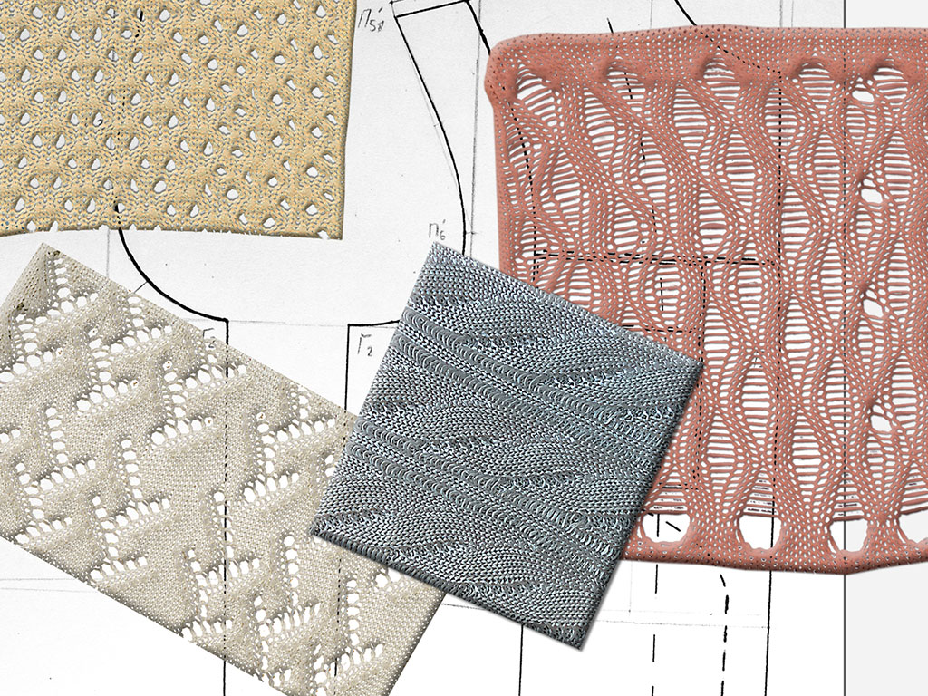 A new kind of sustainable textile from polyethylene fibers
