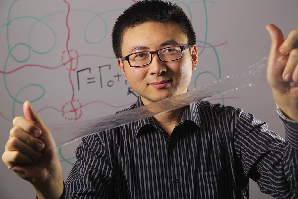 Associate Professor Xuanhe Zhao