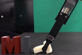 Giving robots a faster grasp