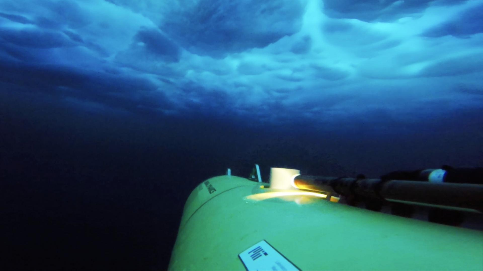 Using AI to Explore Oceans