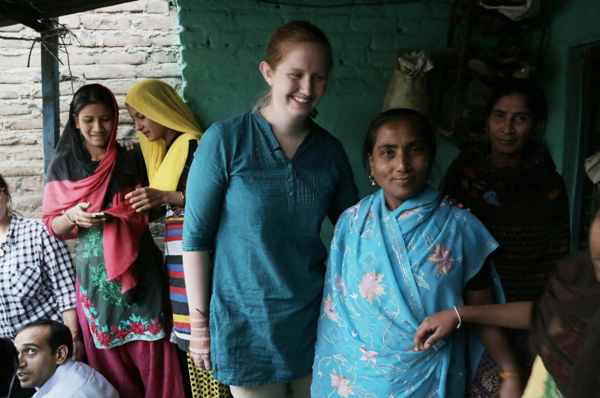As overpopulation and lack of rainfall fuel a crisis-level need in rural India for affordable drinking water, PhD candidate Natasha Wright and Assistant Professor Amos Winter work to design a low-cost desalination system.