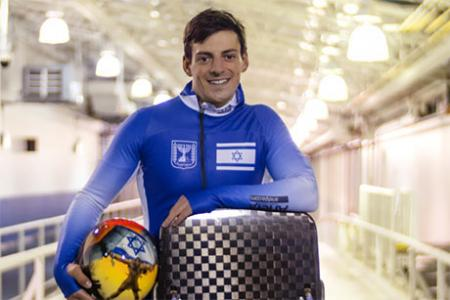 MIT alumnus to compete in Winter Olympics