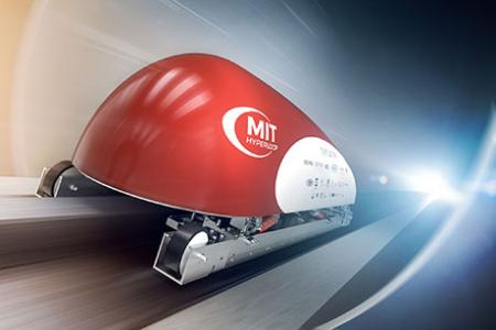 MIT Hyperloop team competes in SpaceX global competition