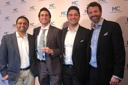 MIT spinoff takes top honor at MassChallenge Awards
