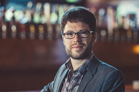 Alum Ronan McGovern Brings Innovative Beer Filtration System to Market
