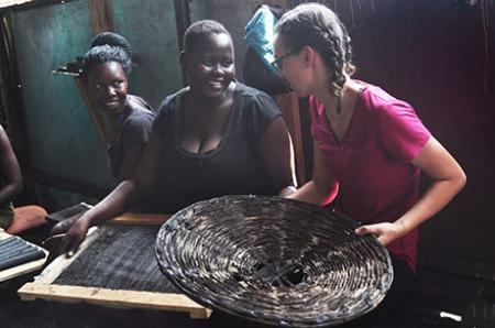 Scaling up a cleaner-burning alternative for cookstoves