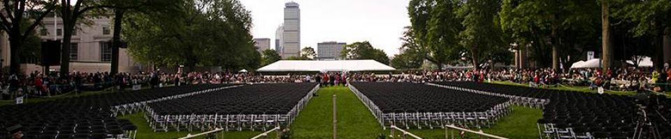 MIT Commencement 2016: SM and PhD Graduates