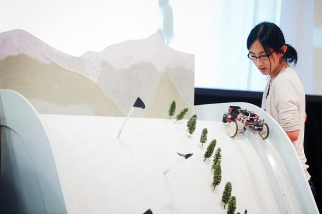 Photo Gallery: 2.007 - Build a Robot, Hit the Slopes