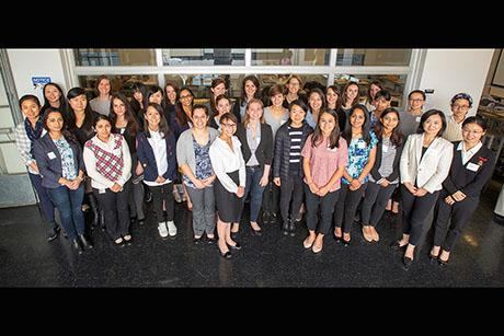 First-ever Rising Stars in Mechanical Engineering Workshop gives early-career women the tools to succeed in academia