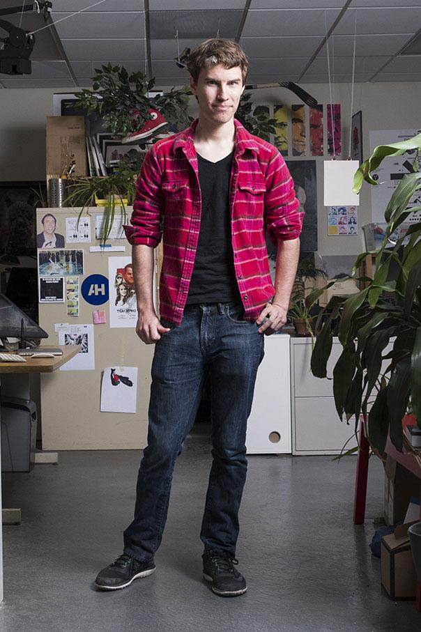 For SM student Ned Burnell, thinking about design is a way of life.