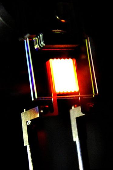 Gang Chen has developed a way to reuse waste heat from incandescent bulbs.