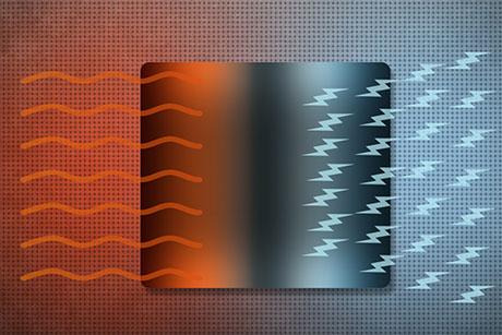 Turning heat into electricity using topological materials