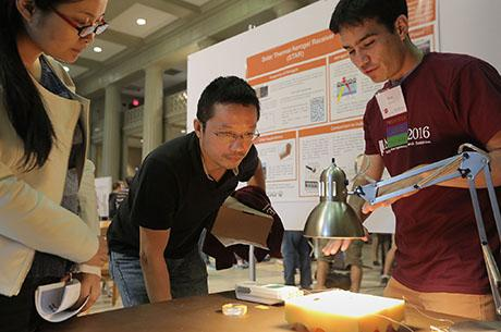 Photo Gallery: 2016 Mechanical Engineering Research Exhibition