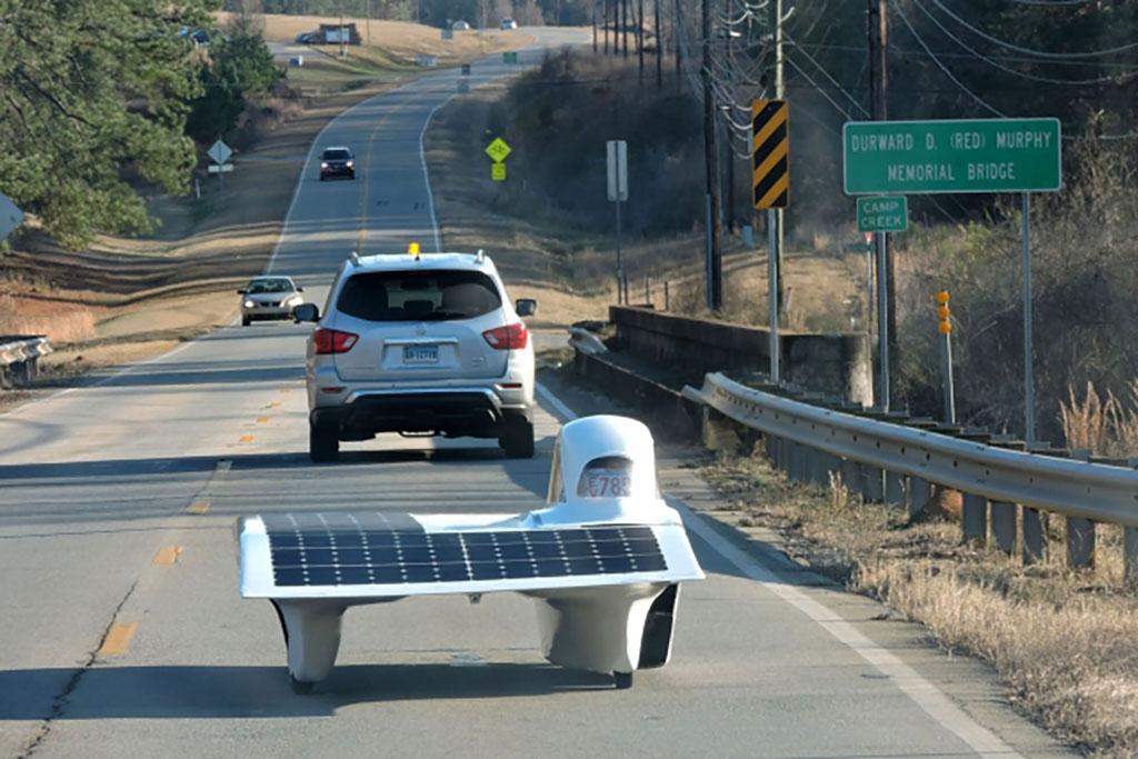 Flux electric car