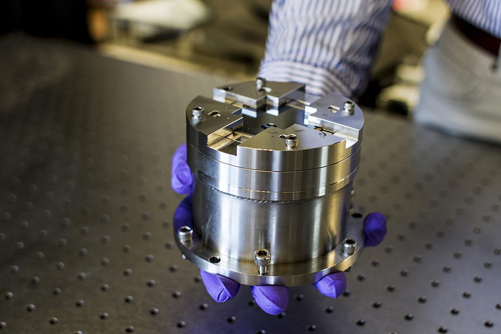 boiling rig sample holder