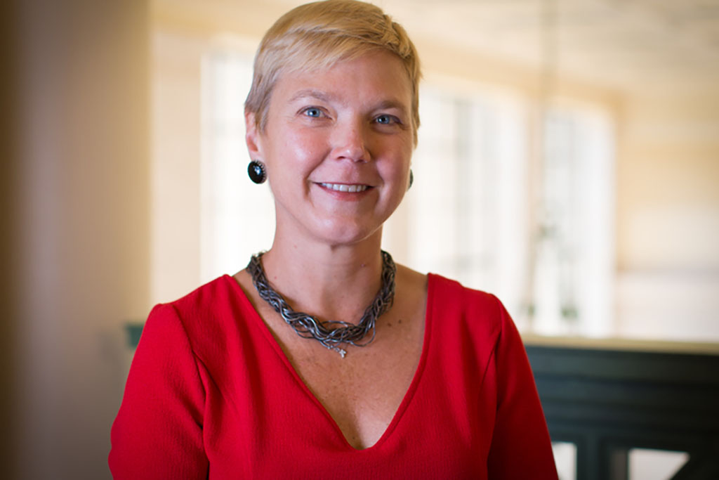Headshot of Linda Griffith