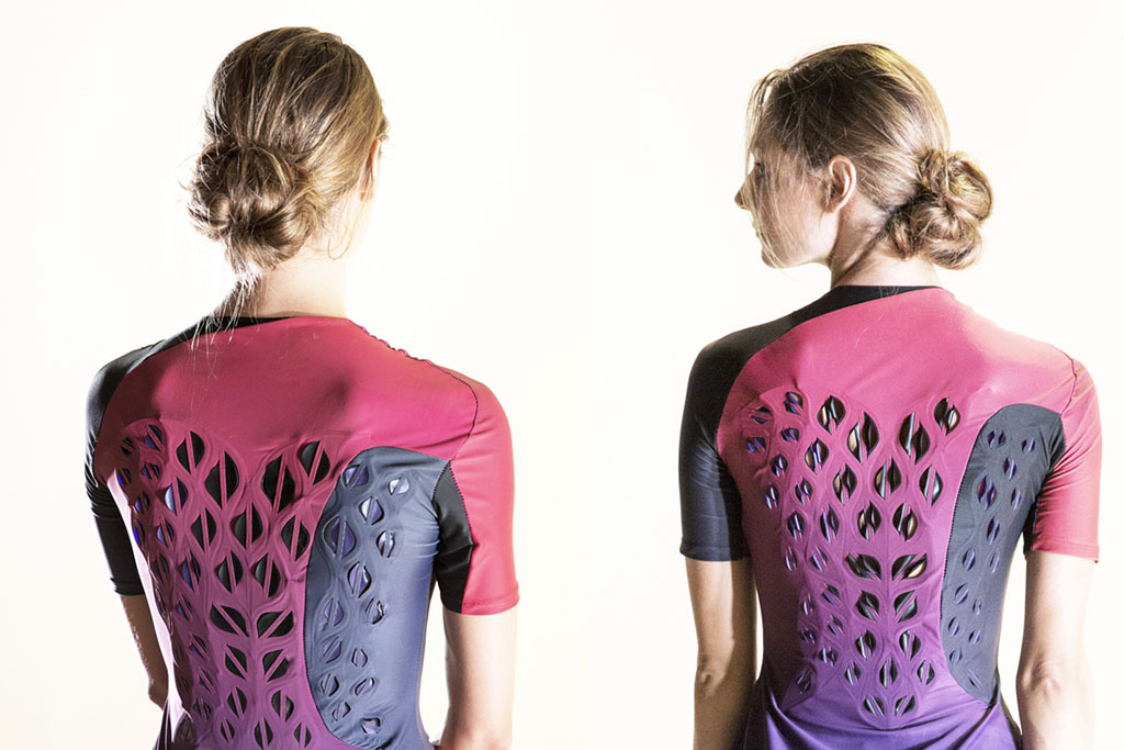 breathable workout suit