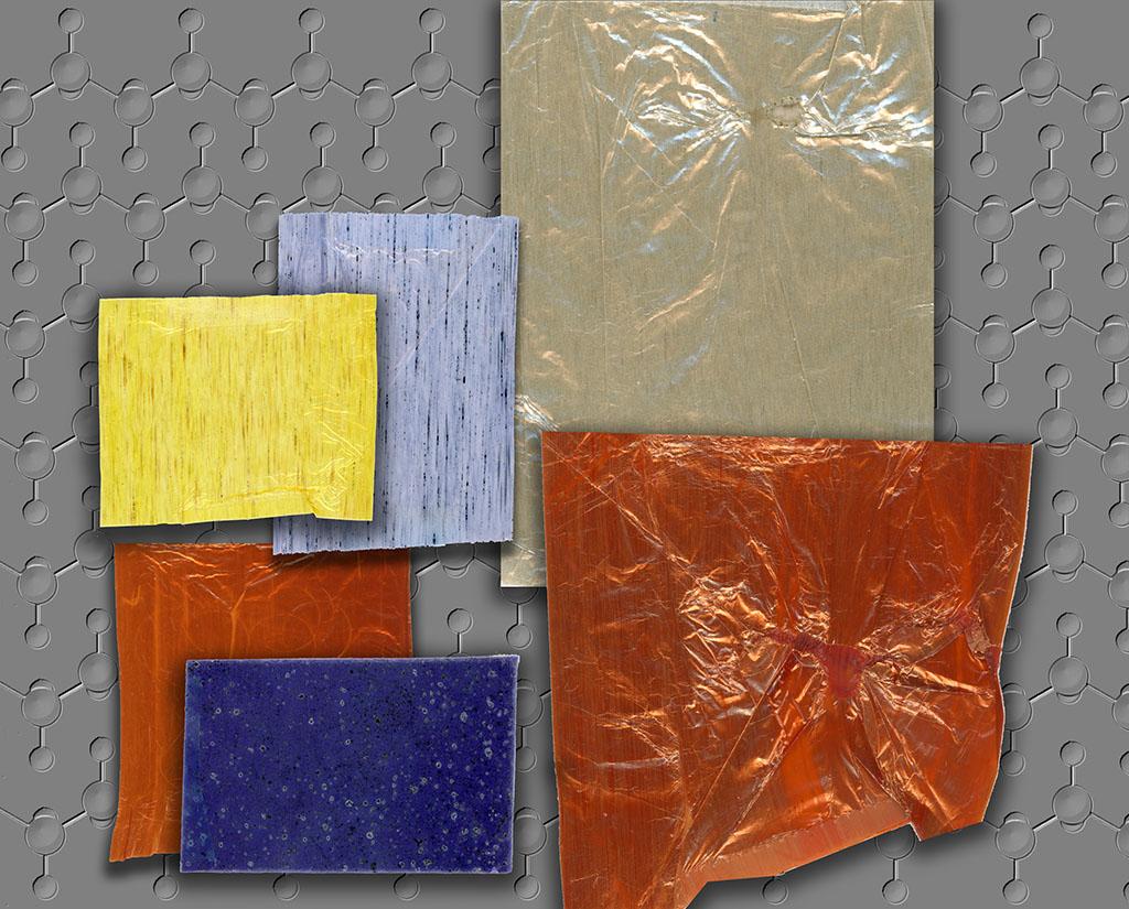 Varying polyethylene samples