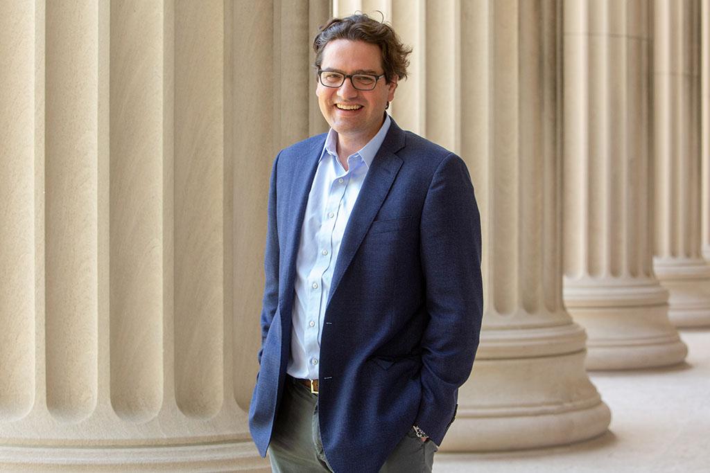 Assistant Professor Giovanni Traverso