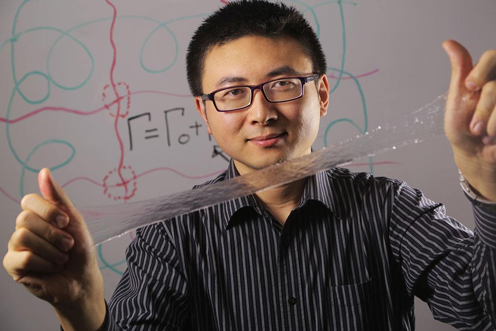 Associate Professor Xuanhe Zhao