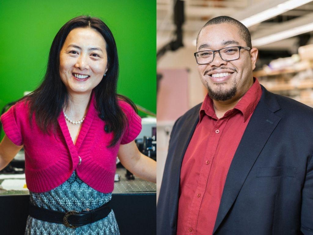 Collage of Professor Yang Shao-Horn and Associate Professor Asegun Henry