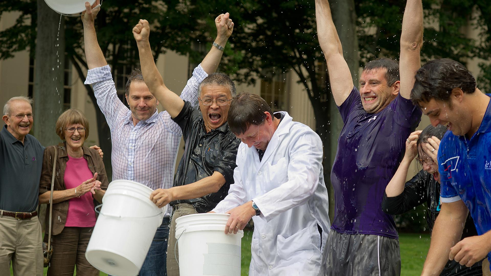Ice Bucket Challenge: The MechE Way