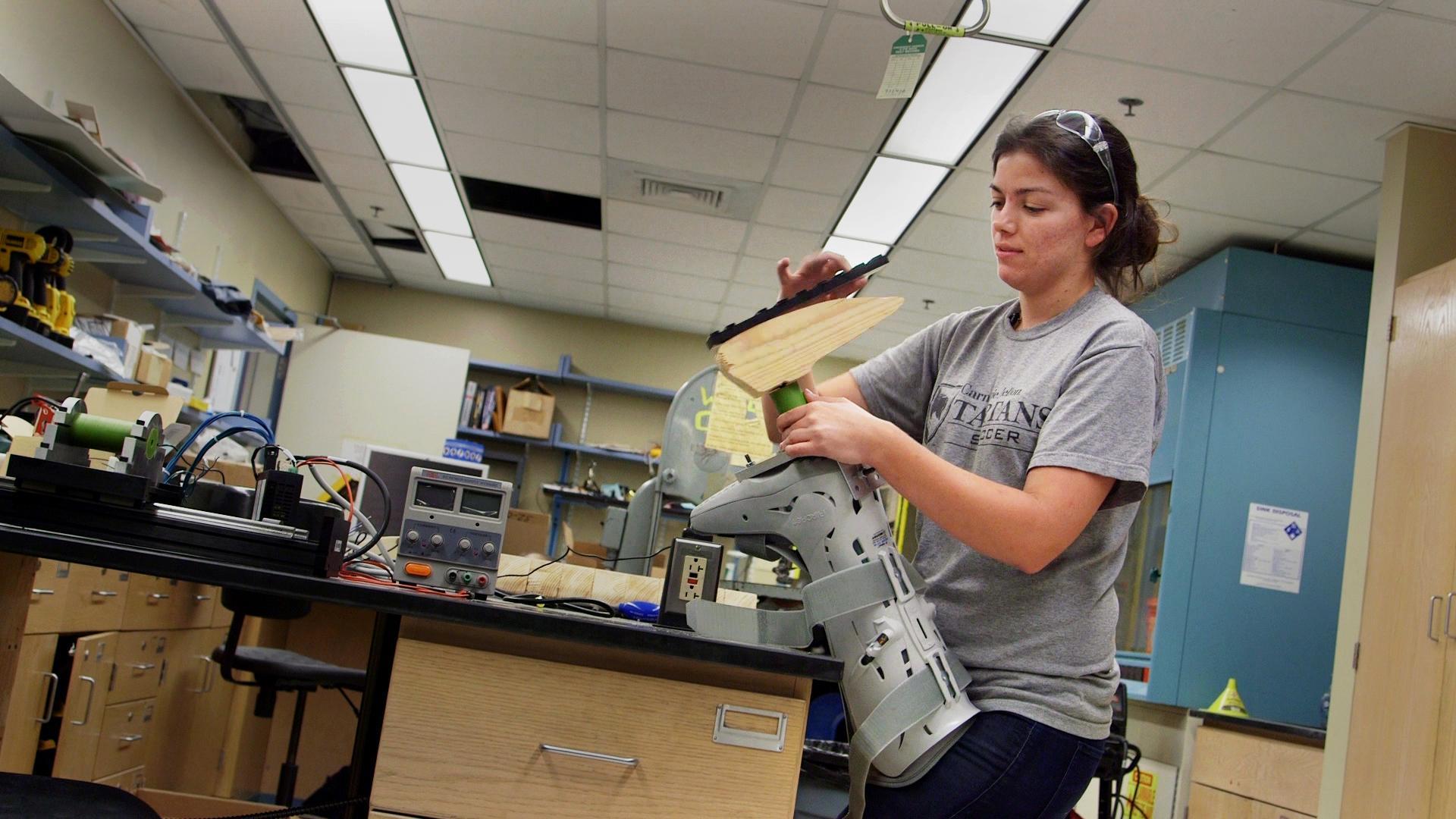 Designing the Next-Generation Prosthesis
