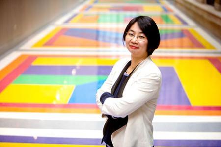 Talking Shop: Assistant Professor Sili Deng