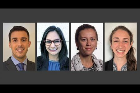 Four researchers earn interdisciplinary Schmidt Science Fellowships