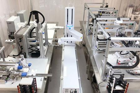 Building robots to expand access to cell therapies