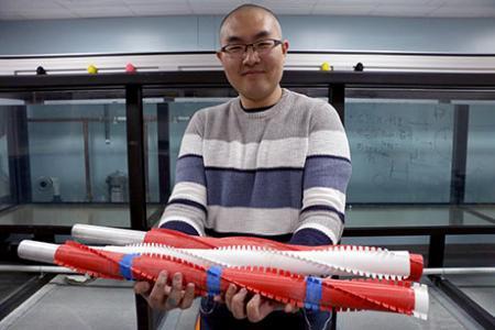 Intelligent Towing Tank propels human-robot-computer research