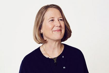 Diane Greene SM '78 elected chair of the MIT Corporation