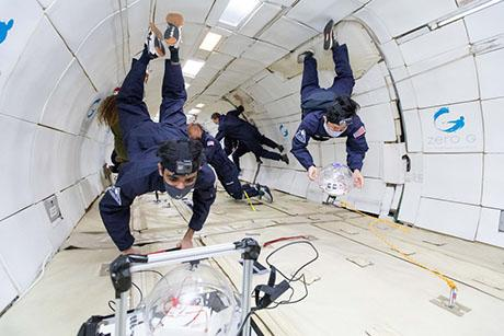 Life in space: Preparing for an increasingly tangible reality