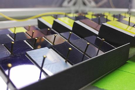 Homing in on longer-lasting perovskite solar cells