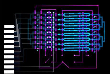 Microfluidics device helps diagnose sepsis in minutes