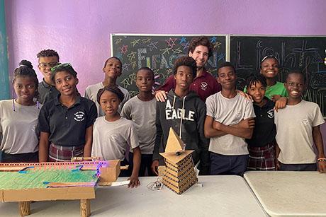 A teacher's education in Haiti
