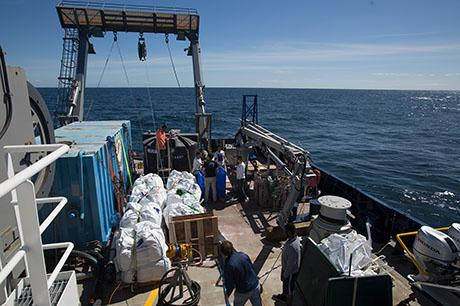 What will happen to sediment plumes associated with deep-sea mining?