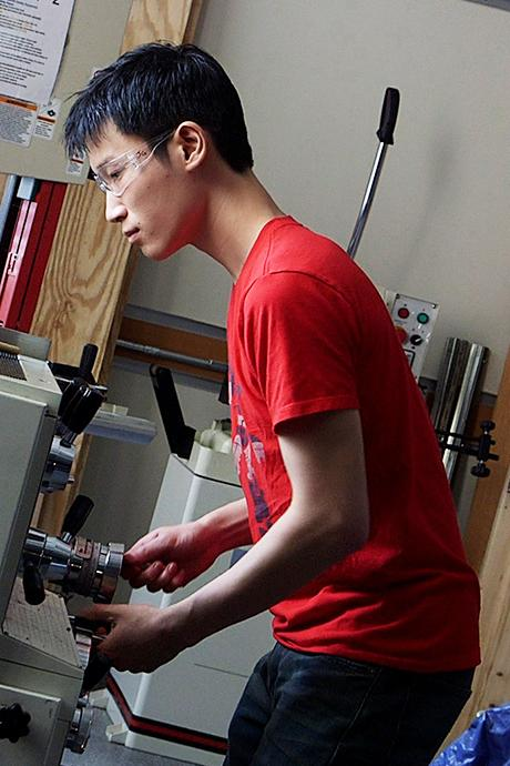 MIT MakerWorks is a makerspace for students, by students, fostering making with a strong engineering focus.