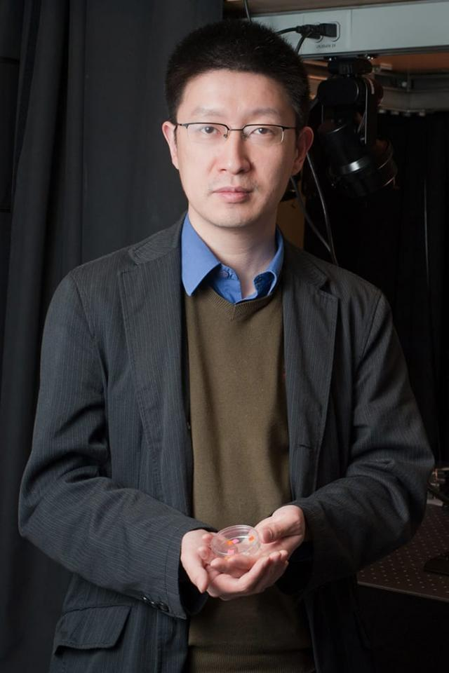 Nicholas Xuanlai Fang